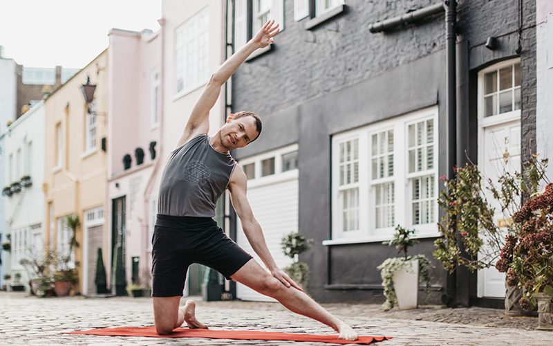 Why Yoga for Sports