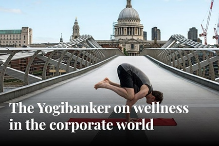 Wellness in the corporate world