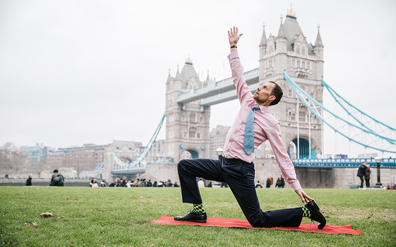 Yoga Classes in the City of London for Finance & Corporate Professionals