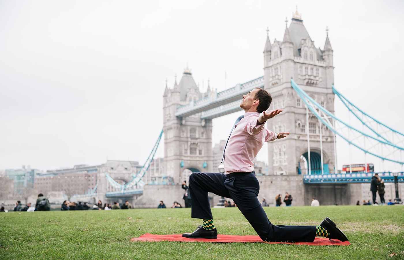 The Philosophy of Yoga: Practising in the Financial Sector