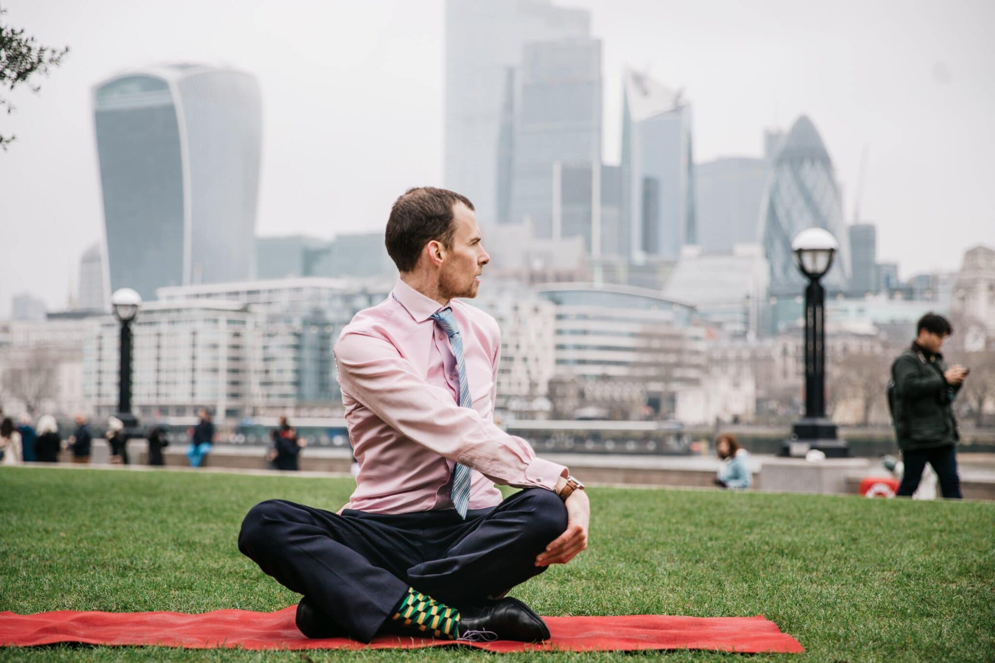 corporate mindfulness meditation